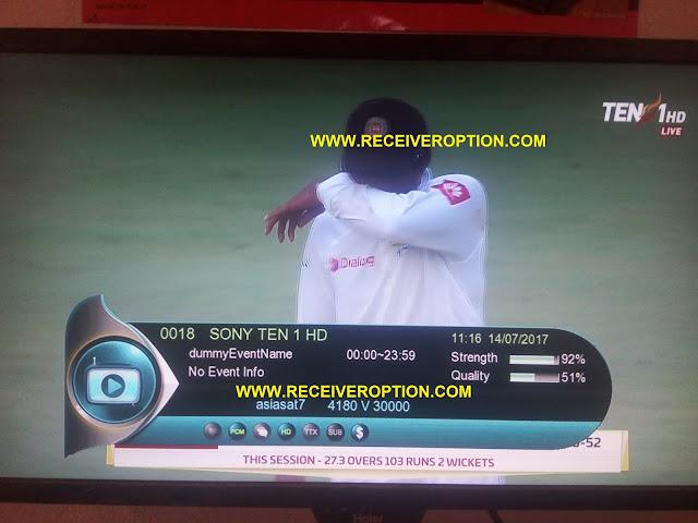 NEOSIT 500 MAGIC SUPER TV HD RECEIVER POWERVU KEY OPTION