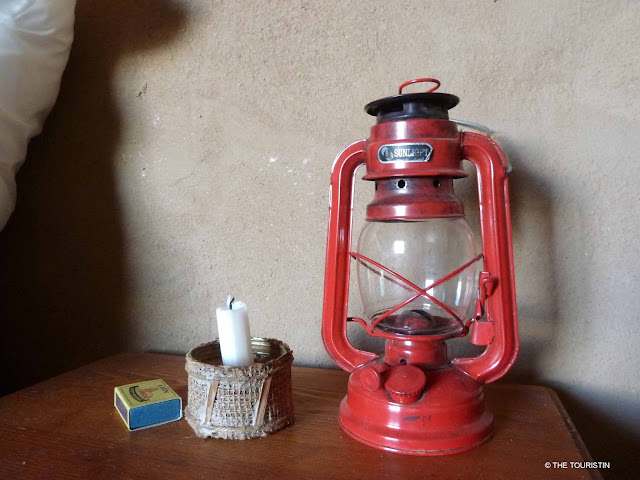 South Africa, Karoo Style, Matches, Red lamp