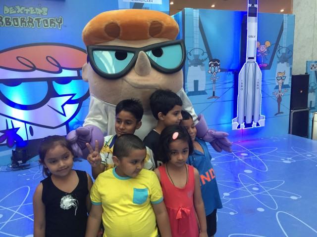 kids meet and greet games