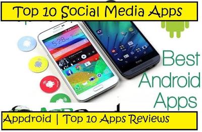 Top 10 Social Media Apps