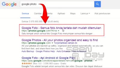 Gambar Pencarian Google Photos