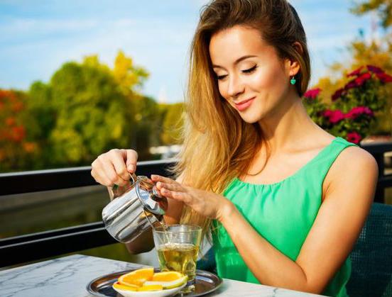 سبع فوائد صحية لشاي الأخضر