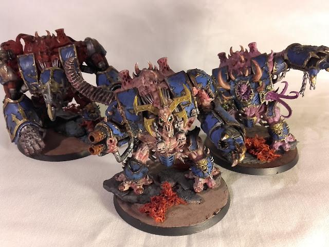 Thousand Sons Hellbrute Mayhem Pack