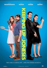 Keeping Up with the Joneses (2016) HDRip 700MB