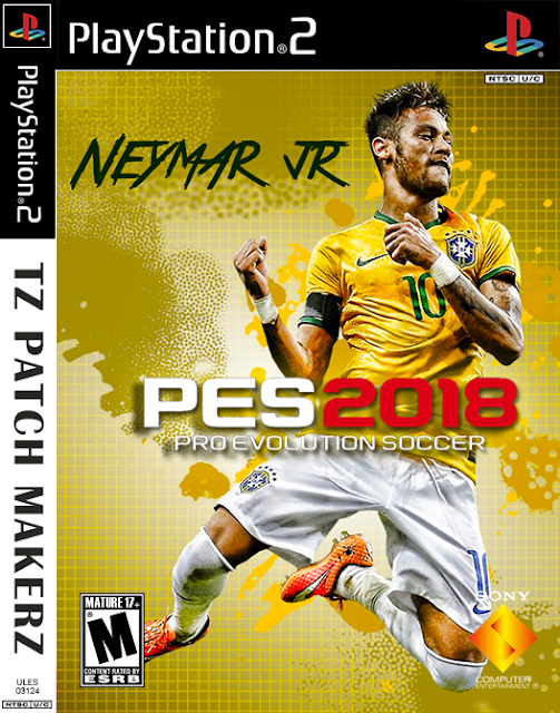 Pes PS2] Pes 2018 HD Patch 2 0 - PES PATCH