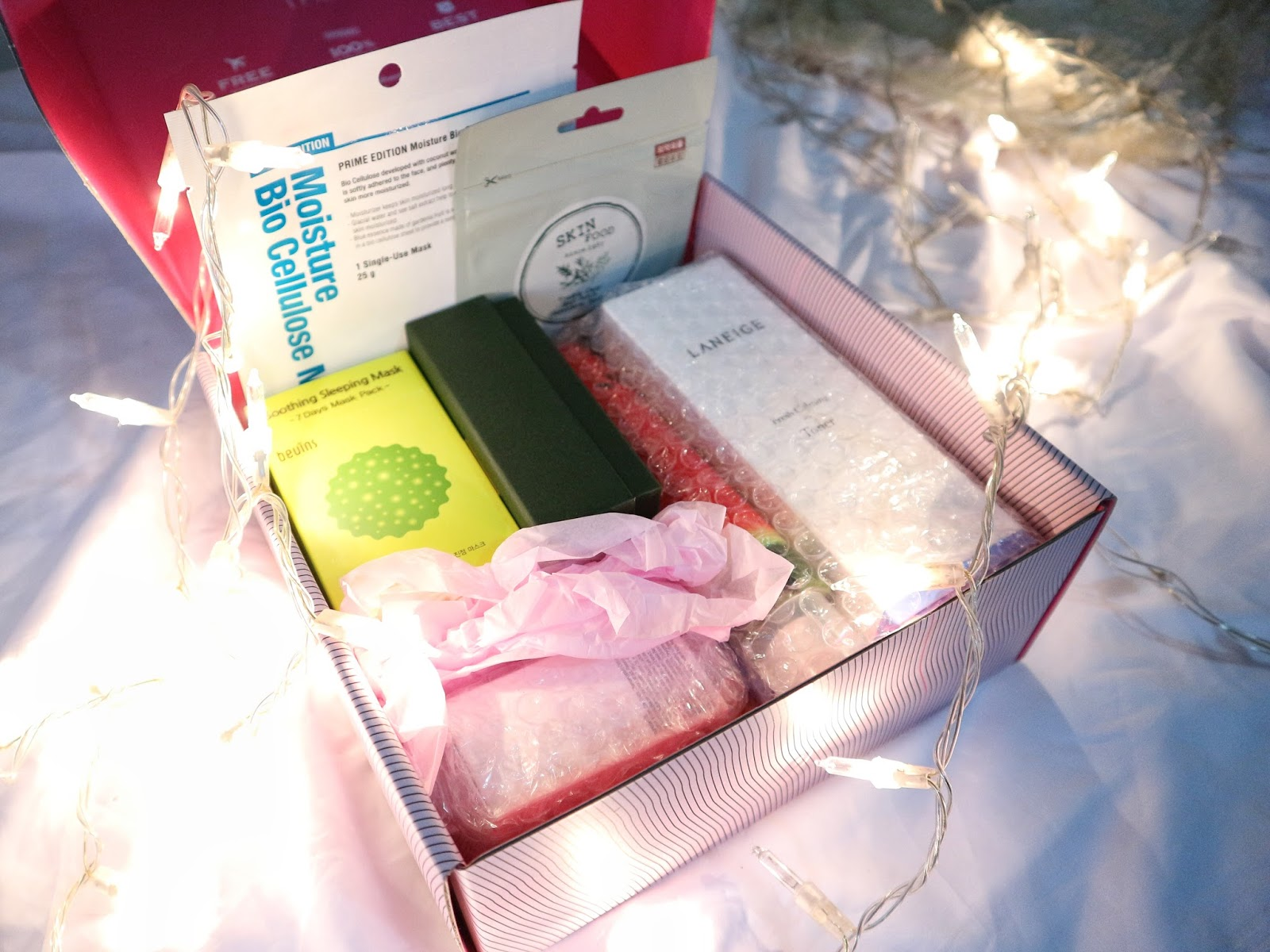 Althea Korea's Double Trouble Box