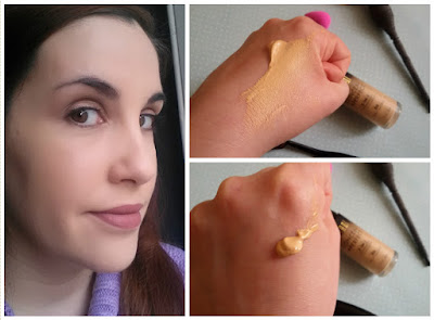 review milani foundation conceal and perfect 2