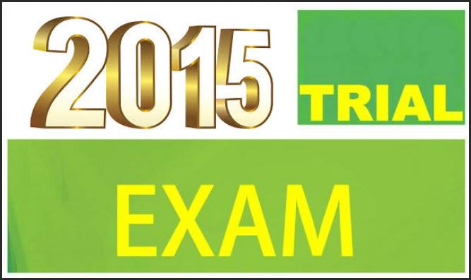 Koleksi Soalan Percubaan SPM 2015 (Trial Papers SPM 2015)