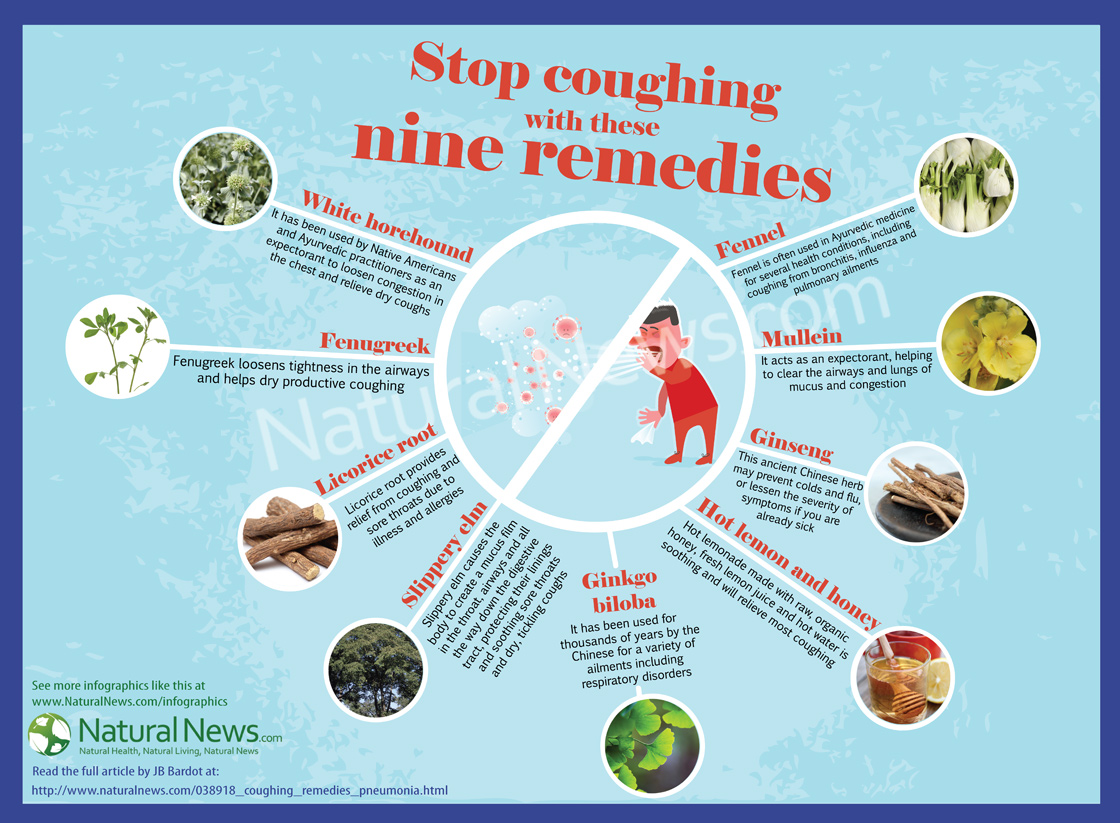 Infographic-Stop-Coughing-With-These-9-Remedies