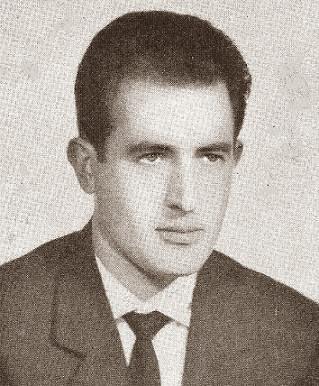 Josep Paredes i Prats en 1964