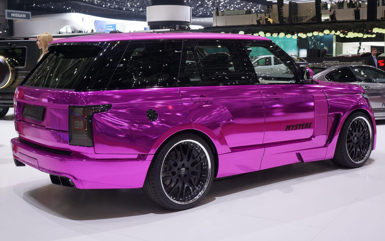 bazbiz wallpaper car and drag modifications: Hamann Range ...