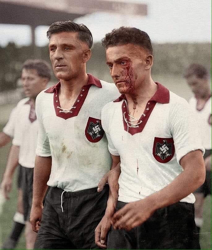 Wm 1938 Deutschland