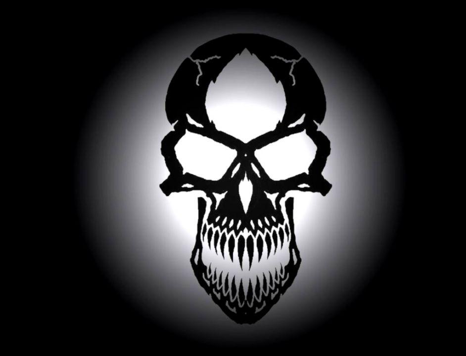 3D Skull Fire Wallpaper | Wallpapers Titan