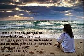 Resultado de imagen para salmo 116