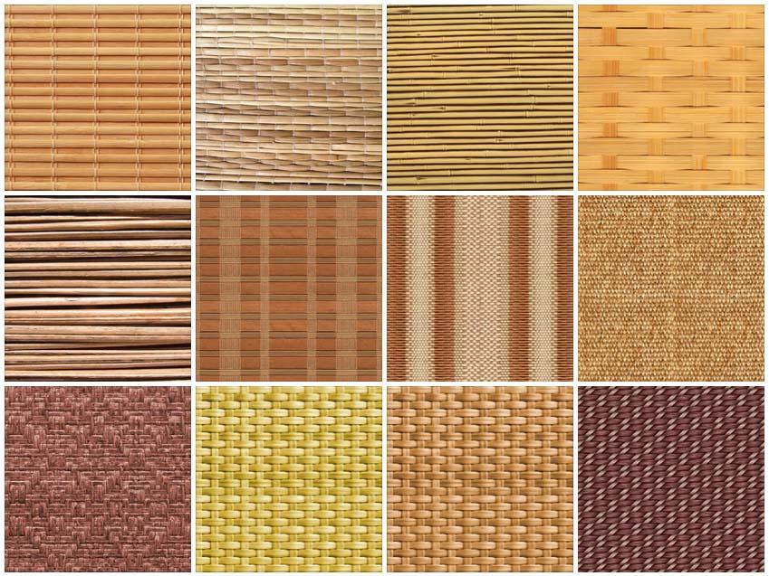 wicker-rattan_bambù_seamless_texture #1C