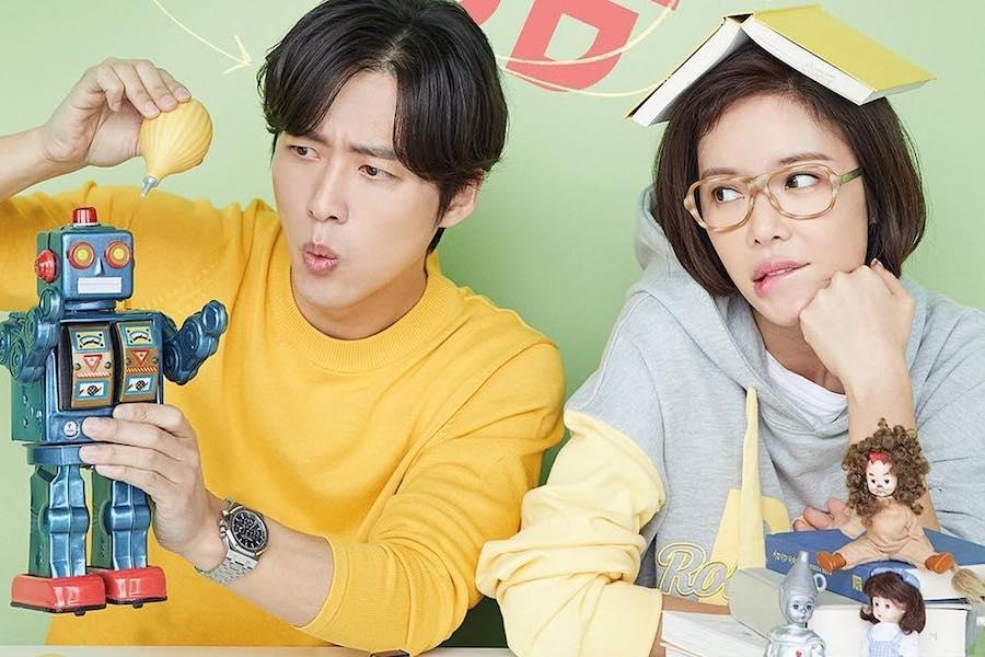 Download Drama Korea Handsome Guy and Jung Eum Batch Sub Indo