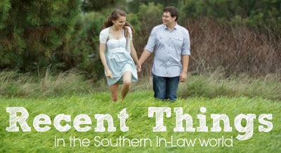 Recent Things in the Southern In Law World: Daily Eats, Scrabble Tips & Meeting Madness