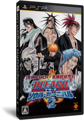 bleach soul carnival 2 iso download usa