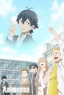 Handa-kun -  2016 Poster
