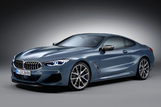 BMW M850i xDrive Coupé (2019) Front Side