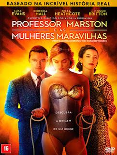 Professor Marston e As Mulheres Maravilhas - BDRip Dual Áudio