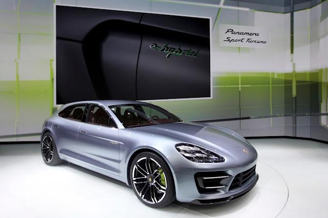 Porsche Panamera Station Wagon