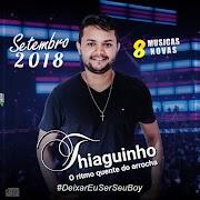Thiaguinho do Arrocha - Setembro 2018