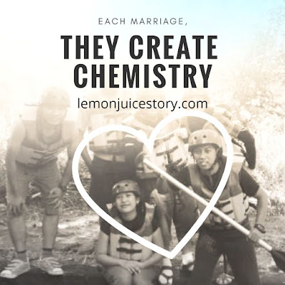 Each Marriage They Create Chemistry…