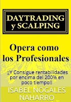 LIBRO DAY TRADING Y SCALPING DE ISABEL NOGALES