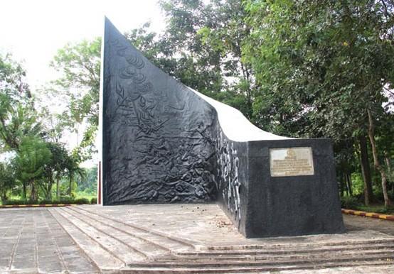 Destinasti Objek Wisata Monumen Brimob Di Sedayu Bantul