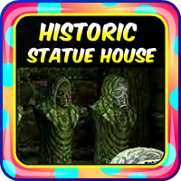 AVMGames Historic Statue House Escape Walkthrough