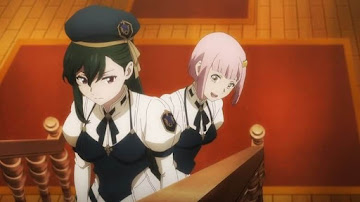 Seven Knights Revolution: Eiyuu no Keishousha Episode 4