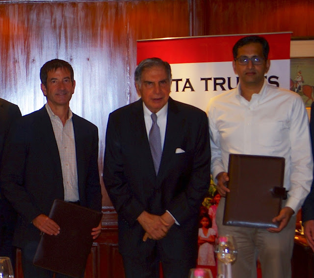 Tata Trusts and Gilead sign Memorandum of Understanding to address viral hepatitis in India