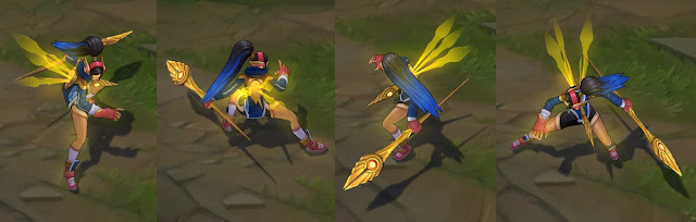 The Next Line Of Skt Skins Are Mostly Confirmedand Another Jhin