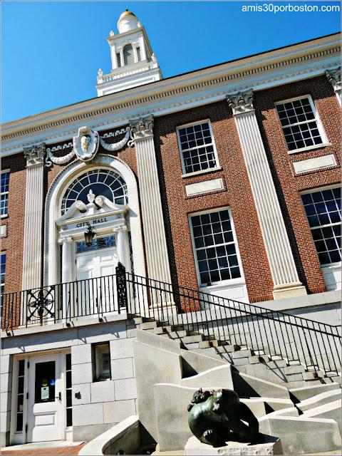 Fuente del Ayuntamiento de Burlington en Vermont