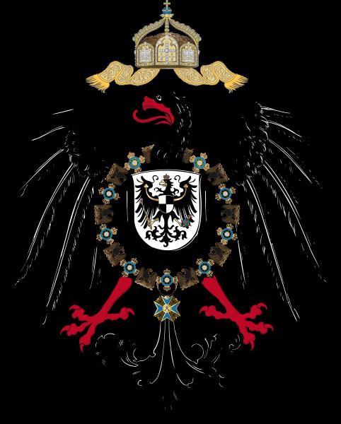 Allianz Bayer Cycling Team Wappen_Deutsches_Reich_-_Reichsadler_1889-1918