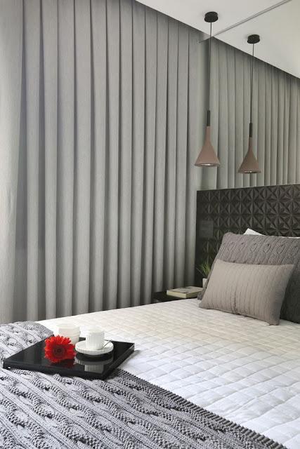 decoração-cinza-preto-e-branco