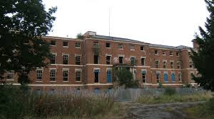 Stafford County Mental Hospital - St. George's Hospital  (County Asylums site - has a good history of the place)