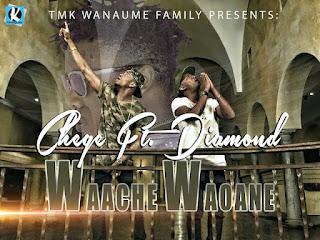 Chege Ft. Diamond Platnumz - Waache Waoane