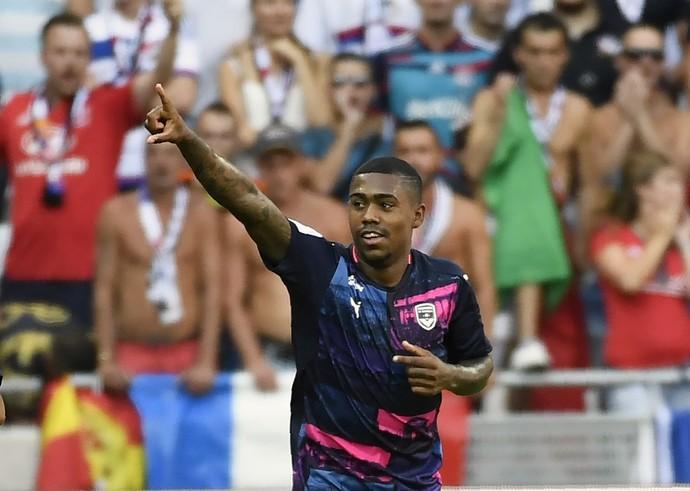 O atacante Malcom ex-Corinthians está muito bem no Bordeaux. O jogador que  está há 1 ano no clube francês se adaptou ao futebol europeu e jogou 24 dos  25 ... cd2bf11bdcc