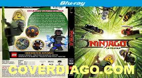 Lego ninjago The movie BLURAY
