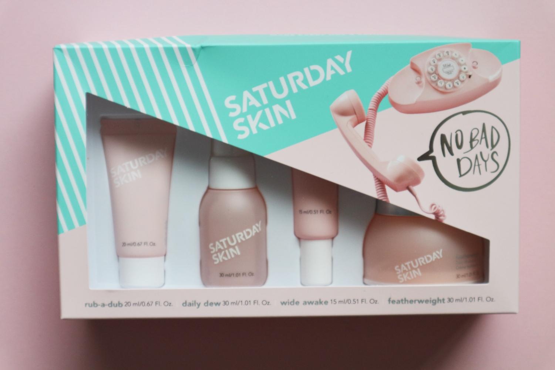 saturday skin no bad days set review