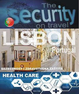 Lisabon, bezbednost i zdravstvena zaštita