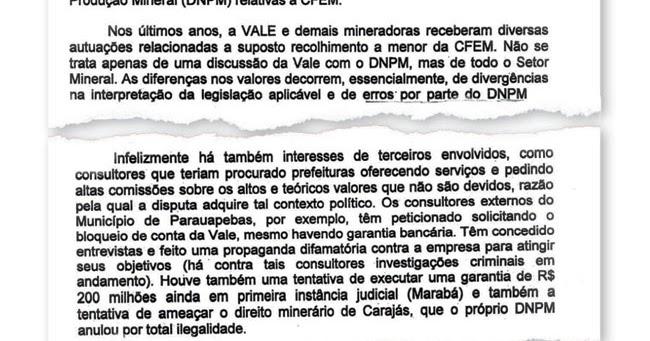 Resultado de imagem para CARTA ex presidente da Vale mandou carta a Dilma.