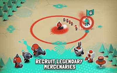 Tactile Wars V1.3.3 Mod Apk-Screenshot-3