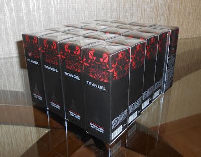 harga titan gel asli 50ml di Jambi