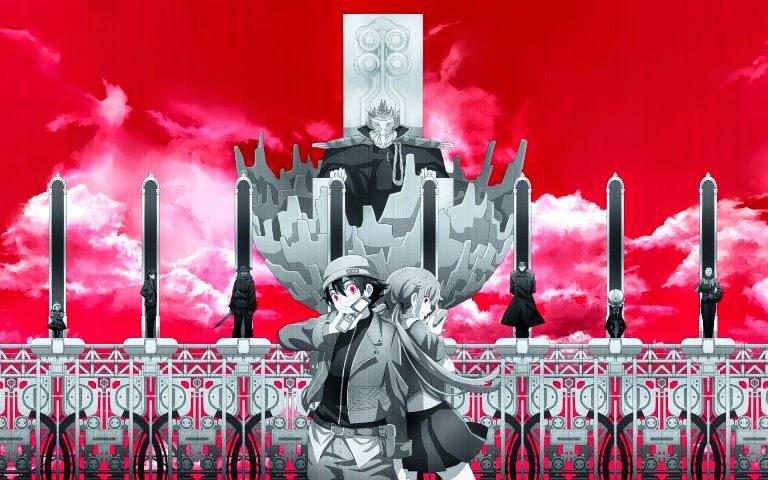 Merupakan Anime Yang Memiliki Konsep Game Sama Seperti Sword Art Online Bedanya Dalam Mirai Nikki Jadi Fokus Utamanya Adalah Alur Cerita