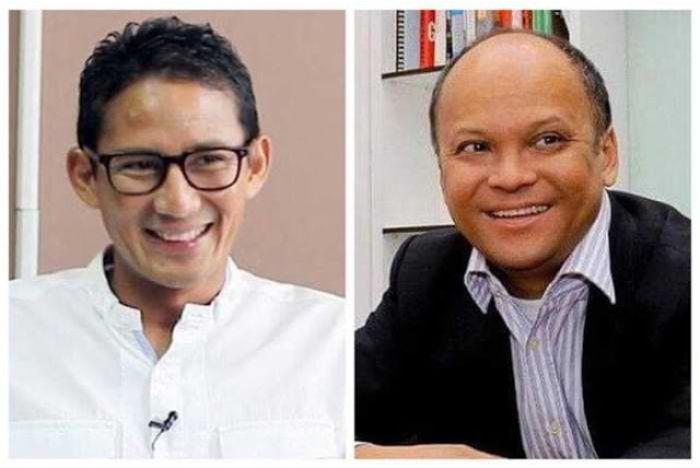 Sandi Ajak Ilham Habibie Bergabung Jadi Tim Pakar Riset dan Teknologi