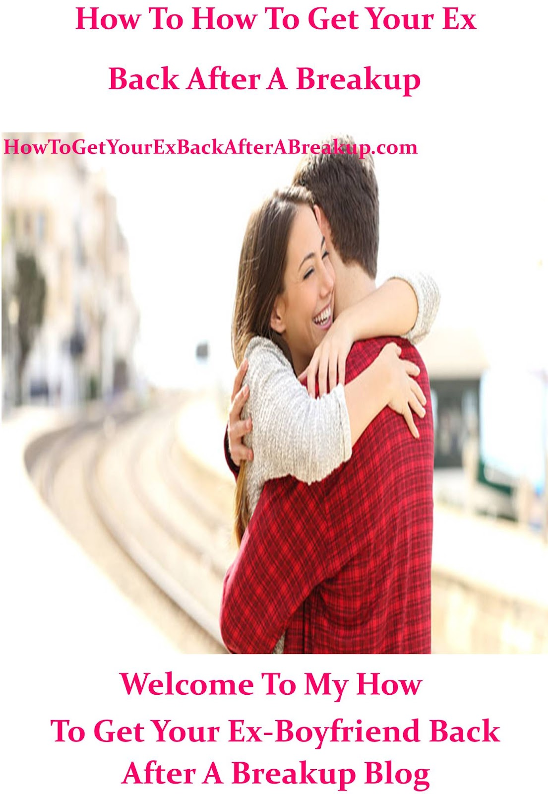 using the law of attraction to get your ex back