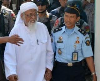 Pembebasan Abu Bakar Ba'asyir Dilakukan Secepatnya